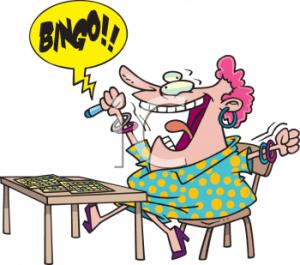 Bingo Lady