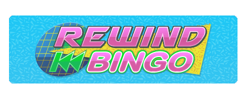 Rewind Bingo Logo