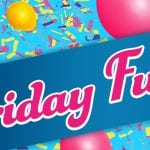 Dove Bingo Friday Fun